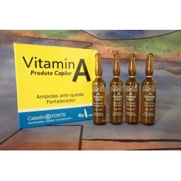 Vitamina A - Ampolla 4 x 10ml